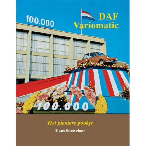 DAF Variomatic – het pientere pookje
