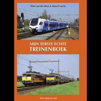Mijn eerste echte treinenboek
