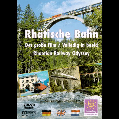 Rhätische Bahn - Der große Film