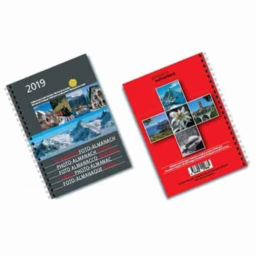 Der Schweizer Foto-Almanach 2019