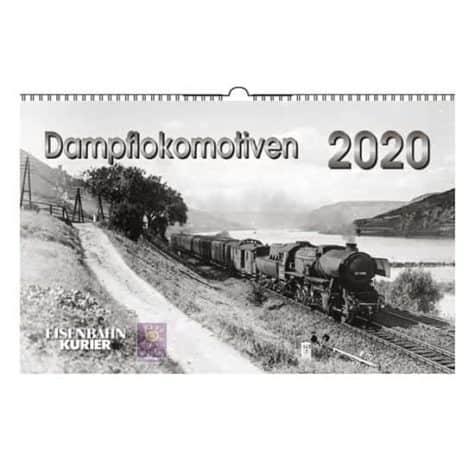 Dampflokomotiven 2020