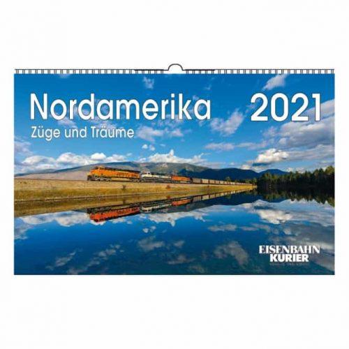 Nordamerika Kalender 2021