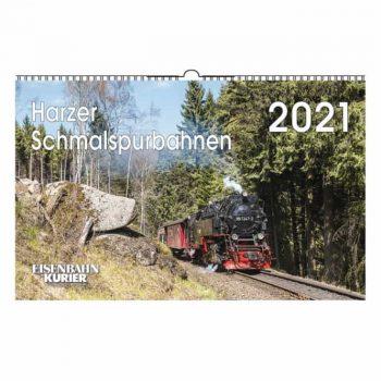 Harzer Schmalspurbahnen Kalender 2021