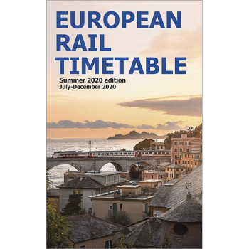 European Rail Timetable Summer 2020