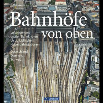 Bahnhöfe von oben