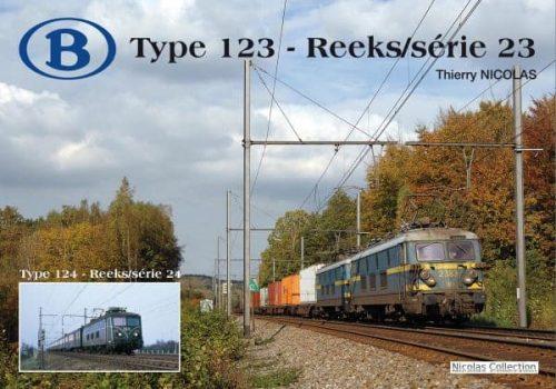 Reeks 23 - N.M.B.S. - België