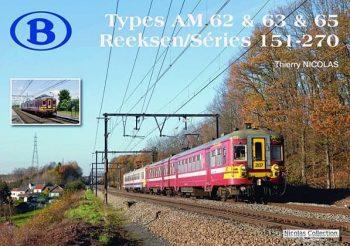 Reeksen AM62-63-65 - N.M.B.S. - België