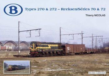 Reeksen 70 & 72 - N.M.B.S. - België