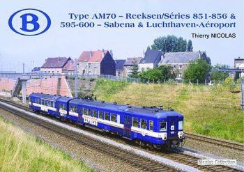 Reeks/Série 851-856 / 595-600