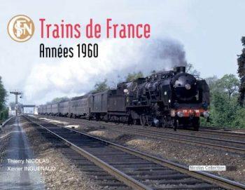 Treinen van Frankrijk Jaren 1960