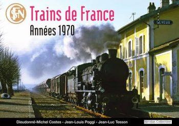 Treinen van Frankrijk Jaren 1970