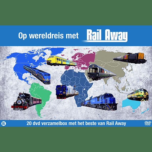 Op wereldreis met Rail Away