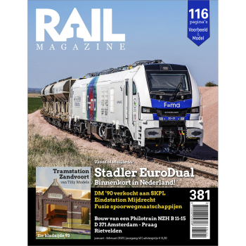 Rail Magazine 381