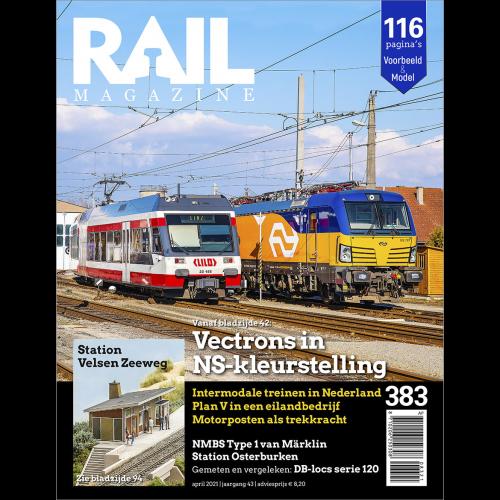 Rail Magazine 383