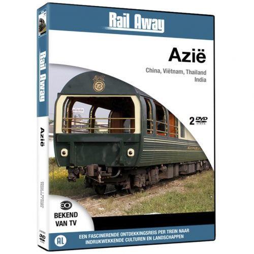 Rail Away – Azië