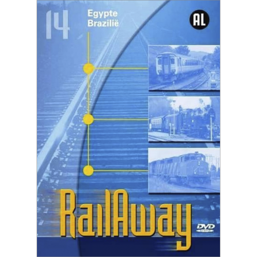 Rail Away 14 - Egypte-Brazilie