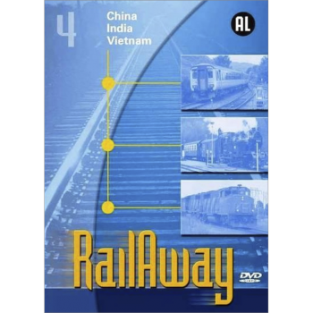 Rail Away 4 - China