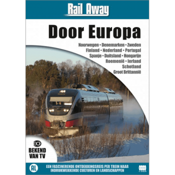 Rail Away Box met 12 afleveringen