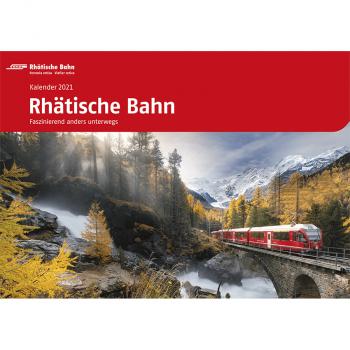 RhB Kalender 2021