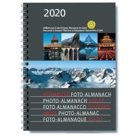 Der Schweizer Foto-Almanach 2020