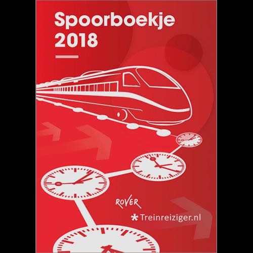 Spoorboekje 2018