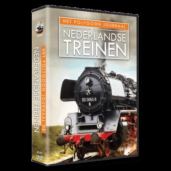 Polygoon Journaal: De Nederlandse Treinen (3 DVD)