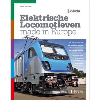 Elektrische locomotieven made in Europe