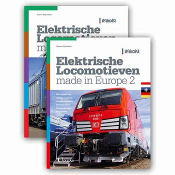 Elektrische locomotieven made in Europe 1 & 2