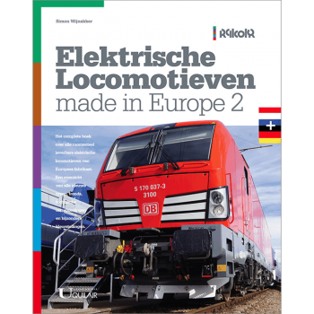 Elektrische Locomotieven – Made in Europe 2