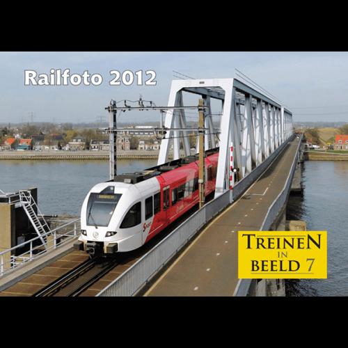 Railfoto 2012 (Treinen in beeld 7)
