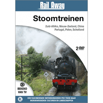 Rail Away – Stoomtreinen